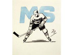 M. Niederle Hokejista CANADA MS
