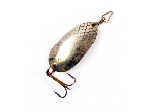 Umělá nástraha třpytka, tvar rybička malá