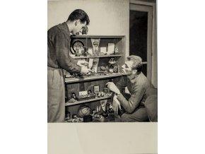 Fotografie Pluskal, Masopust s trofejemi, 1965 (1)