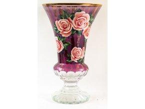 Pohár trofej, váza, J. Masopust, D. Tóthová (1)