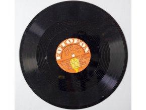 Gramofonová LP deska, Reprezentantům ČSSR v kopané k II. místu v Chile (2)