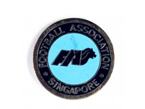 Odznak Football association Singapure