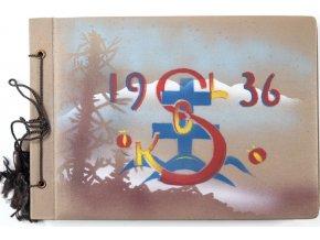 Album na fotografie, Sokol, 1936 (1)