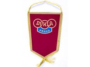 Vlajka Dukla Praha