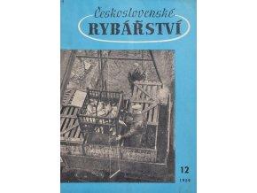 Časopis Československé Rybářství, 121959