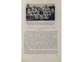 Kniha Slavné postavy naší atletiky, 1946 (2)