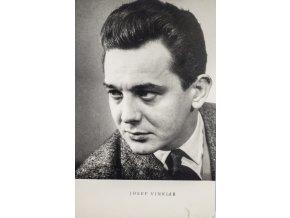Fotografie Josef Vinklář, OP Slavia