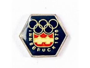 Odznak Olympic, Innsbruck, 1976