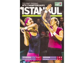 Program tennis WTA Championships, Istanbul, 2011 II