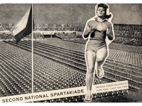 Reklama Second National Spartakiade, 1960 (1)