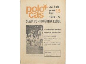 POLOČAS SLAVIA, Slavia Lokomotiva Košice, 1576 77