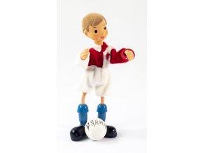 Figurka, Slávista s míčem