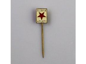 Odznak TJ SLAVIA ATLETI