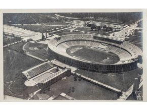 Pohlednice Olympic stadion Berlin, 1936 II (1)