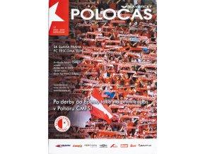 Slávistický POLOČAS SK SLAVIA PRAHA vs. FC Tescoma Zlin, 2009