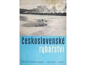 Časopis Československé Rybářství, 21960
