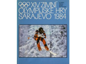Kniha, XIV. Olympijské hry Sarajevo, 1984