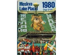Kniha OH Moskva a Lake Placid, 1980 II