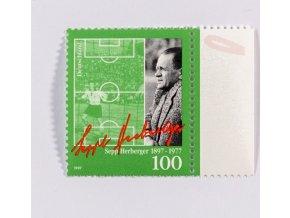 Známka 1997, Sepp Herberger, Deutscheland 100