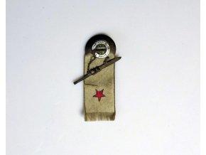 Odznak Sk Slavia Praha - lyžařský oddíl