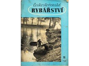 Časopis Československé Rybářství, 111959