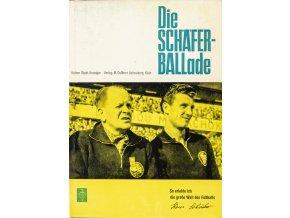 Kniha Die Schafer BALLade, H. Schafer, 1963 (1)