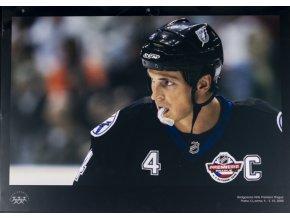 Velkoformátová fotografie, NHL Prague Premiere, TBL, Vincent Lecavalier