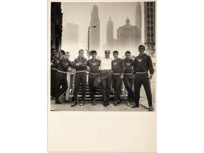 Fotografie, Dukla v New Yorku, J. Masopust (1)