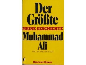 Kniha Muhammad Ali und Richard Durham, 1976