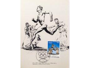 CELISTVOST LOS ANGELES olympiáda 1984 sport LUXEMBOURG (1)