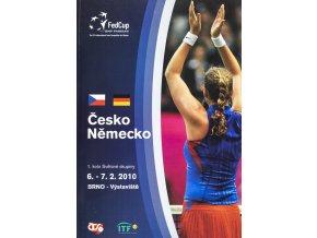 Oficiální program , Czech Republic v. Německo 2010