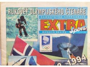 Magazín deníku Sport, Extra, Lillehammer OG, 1994 (1)