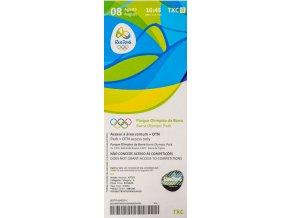 Vstupenka OG Rio 2016, Park and OTN