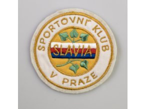 Nášivka S.K.Slavia Praha