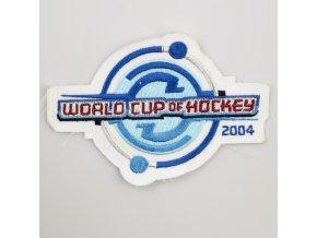 Nášivka World cup of hockey 2004