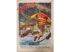 Časopis Vpřed, Nastává doba ledního hockeye, 161947 (1)
