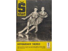 Časopis ŠTART, ročník X, 18. II. 1965, číslo 7