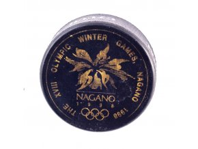Puk Olympic Nagano, Winter Games, 1998 (2)