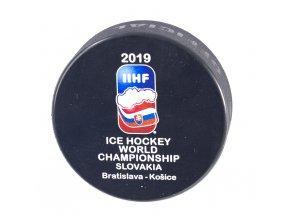 Puk IIHF, WCH Slovakia, 2019