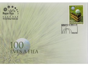 FDC 100 Eves a FIFA, 1904 2004