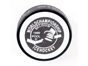 Puk WCH, Pool D, Belgium, 1989 1