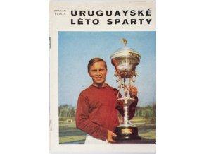 Brožura, Uruguayské léto Sparty (1)