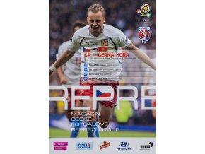 Program fotbal , Česká rep. v. Černá Hora, 2011