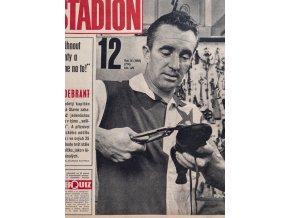 Časopis STADION, ročník XVI,21.III.1968, číslo 12