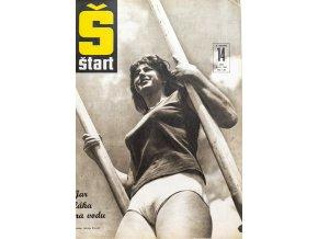 Časopis ŠTART, ročník X, 8. IV. 1965, číslo 114