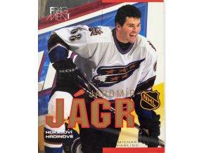 Brožura, Jaromír Jágr, Hokejoví hrdinové