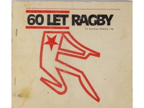 Brožura TJ Slavia PRAHA 60 let Ragby