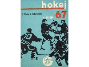 Kniha Hokej, 1967, Vlado Malec, V. Nedomansk