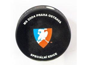Puk MS 2004 Czech Republic, Prague Ostrava, speciální edice (1)