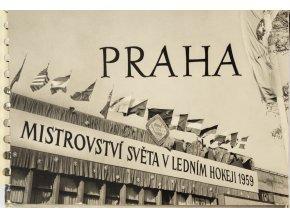 Soubor fotografií, MS v hokeji 1959 Československo (1)